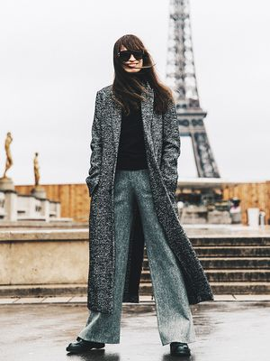 7 Things Everyone Can Learn From This 43-Year-Old French Trendsetter