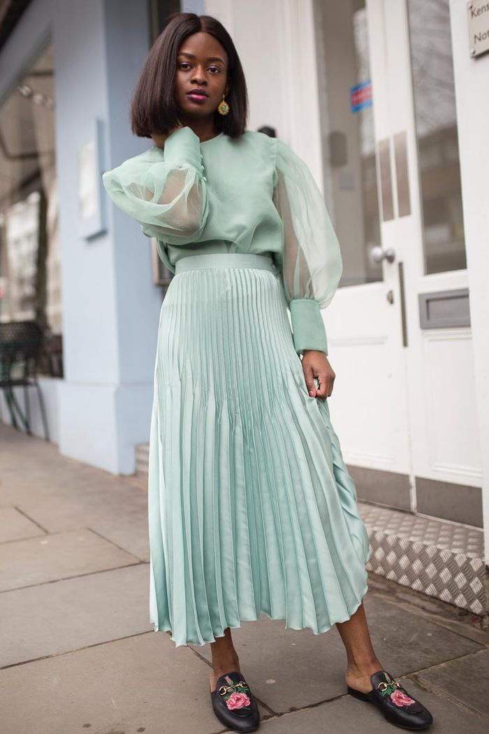 d5ebae36d57 Puff Sleeve Trend: 2018's Answer to Off-the-Shoulder Tops | Who What ...