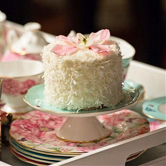 Miranda Kerr for Royal Albert Blessings Cake Stand Small