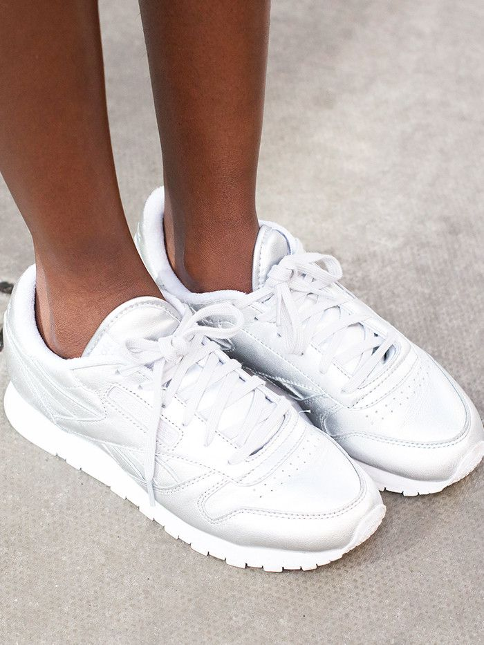 3dcbc98c25b5 The Summer Sneaker Trends Fashion Girls Are Already Wearing