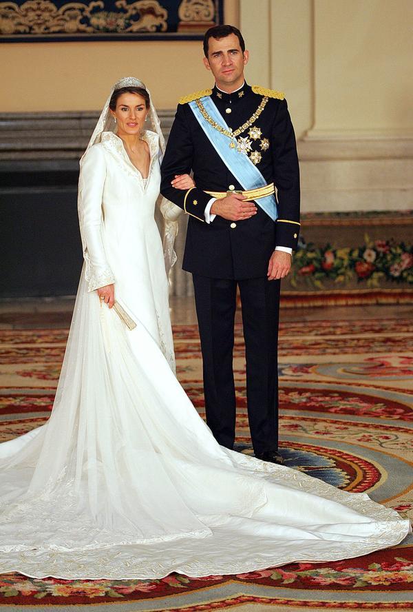 Princess Letizia, 2004