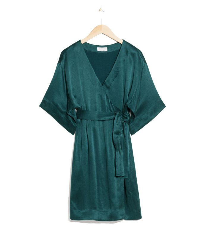Shop The Best Wrap Dresses From Dvf M Amp S And More Who