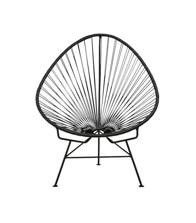 Acapulco chair — midcentury modern