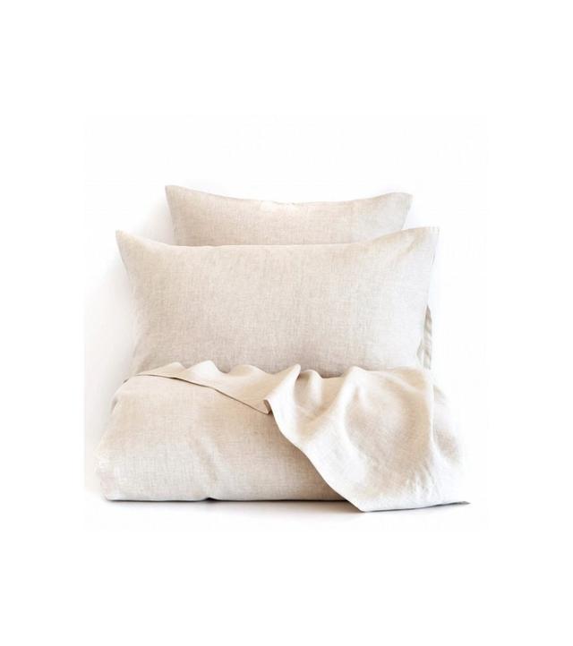Zara Natural Linen Bedding