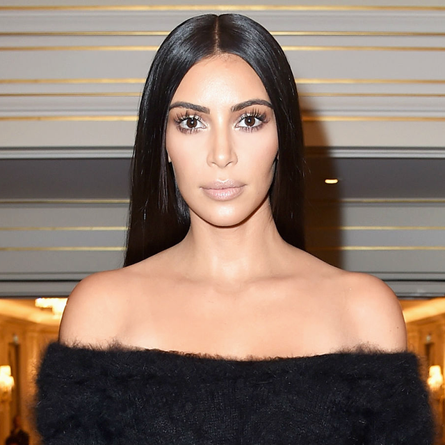 I Tried Kim Kardashian's Latest (Avant-Garde) Makeup Look