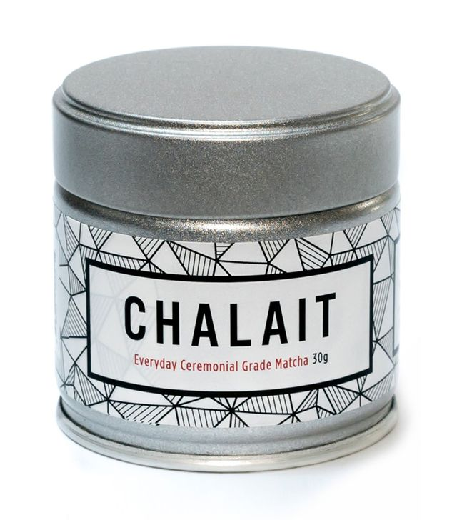 Chalait Ceremonial Everyday Matcha Tea Tin