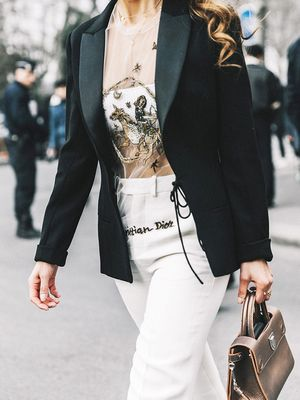 4 Stylish Ways to Pull Off Sheer for a Night Out