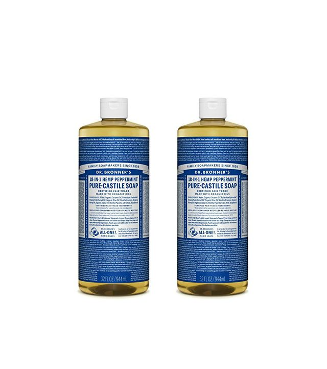 Dr. Bronners Peppermint 32oz. Castile Soap
