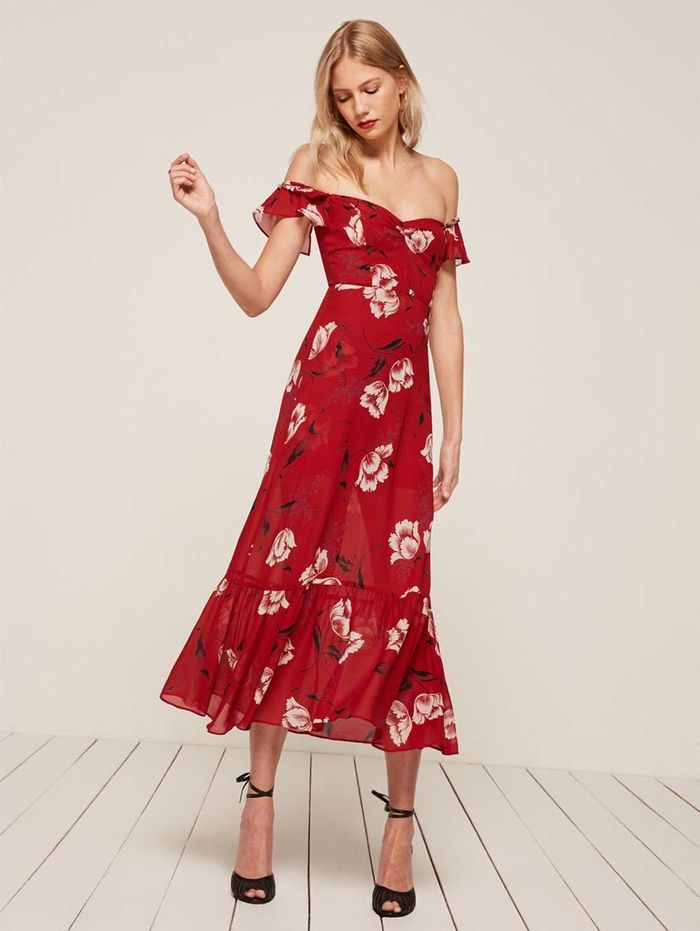 The Best Dresses to Wear to a Wedding | Who What Wear