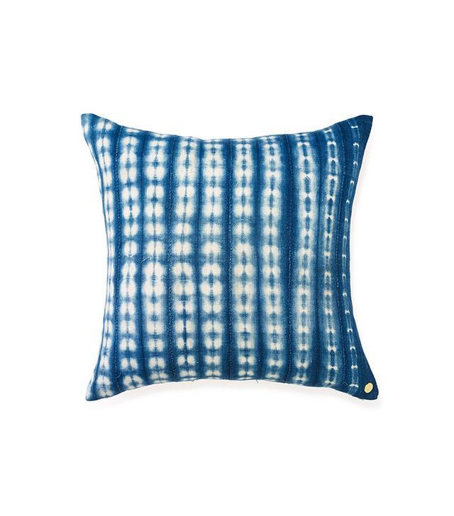 St. Frank Indigo Pillow LIV