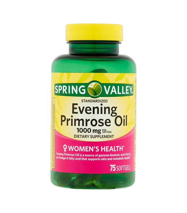 Evening Primrose Oil - Hormones Acne