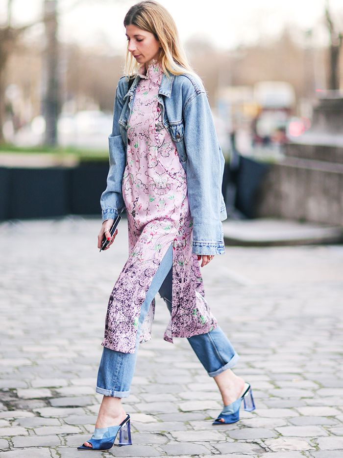Double Denim How To Do The Canadian Tuxedo In Style Who