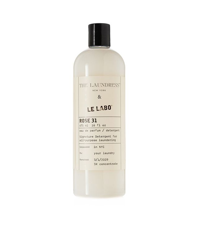 Le Labo x The Laundress Rose 31 Signature Detergent