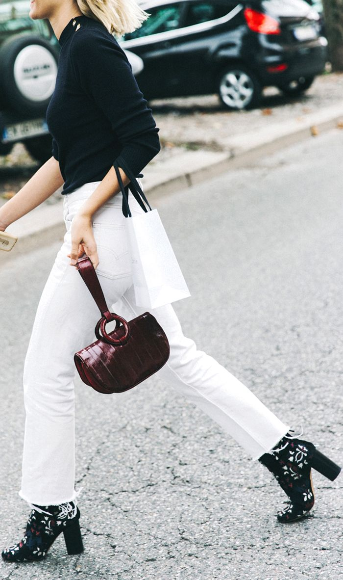 084378cdd397 The  1 Way to Wear White Jeans This Summer