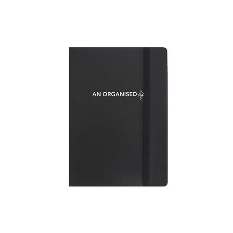 Leather Look Notebook