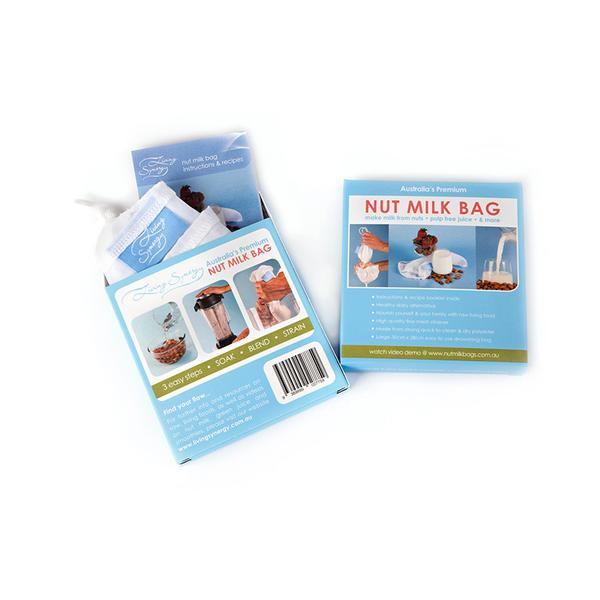 Living Synergy Nut Milk Bag
