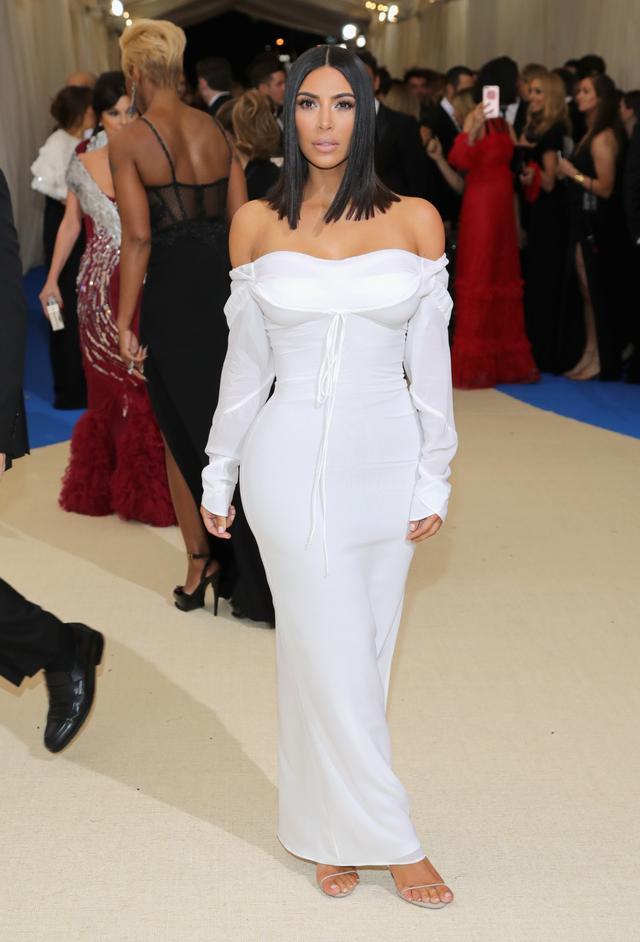 <p><strong>WHO:</strong> Kim Kardashian</p>