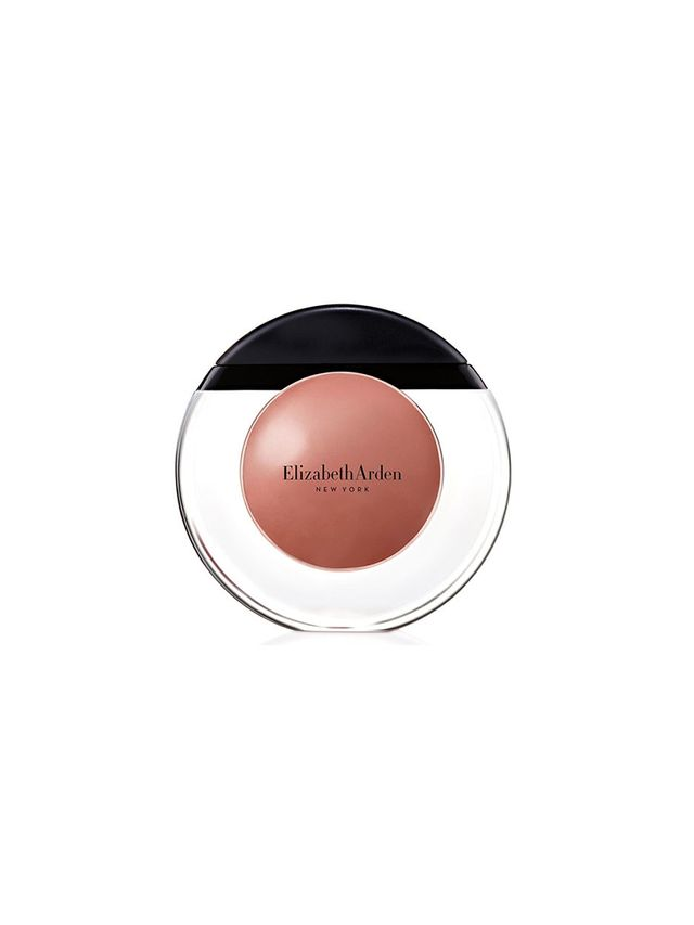 Elizabeth Arden Sheer Kiss Lip Oil in Nude Oasis