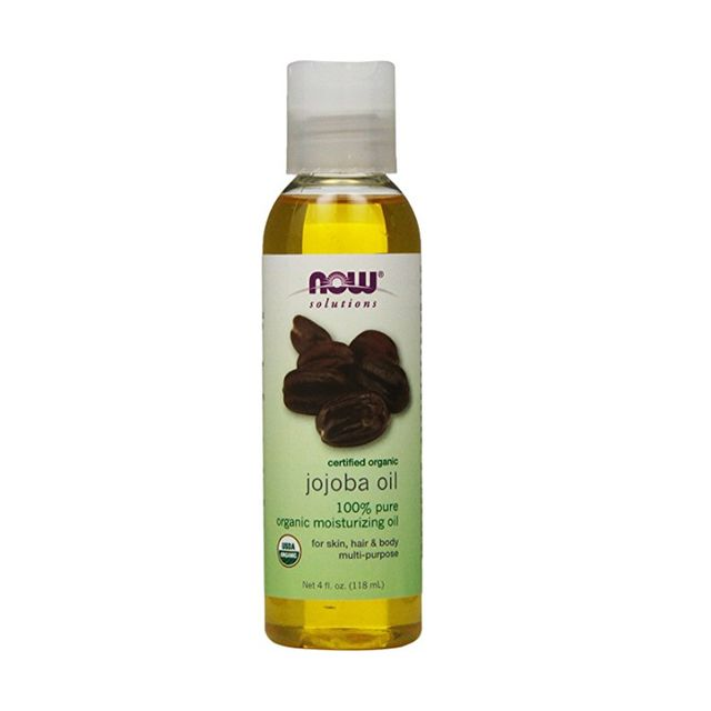 Now Organic Jojoba