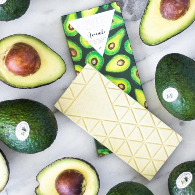 Avocado Chocolate Bar - Healthy Chocolate Bar