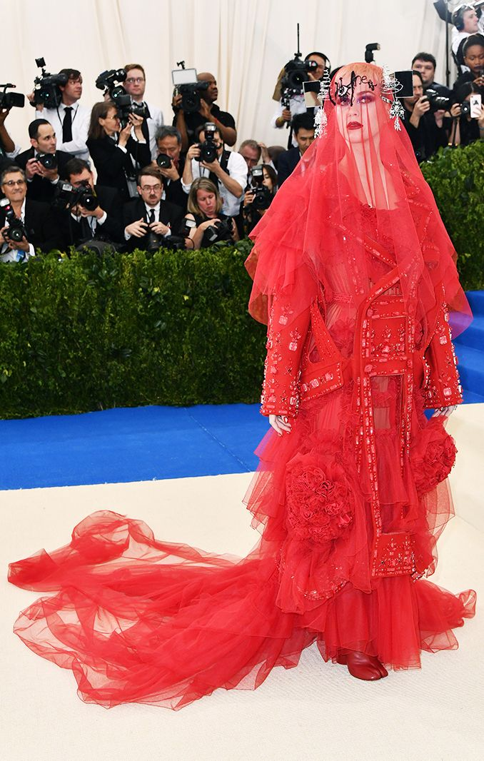ebdaf2c7d7da Met Gala 2017  Every Red Carpet Look You Need to See
