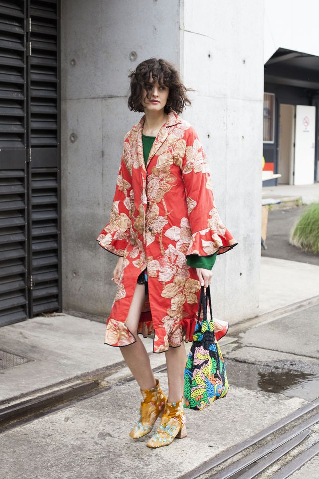 <p>Chloe Hill represents everything that fashion is about—she has the creative eye that we all dream of, she exudes personality with everything she wears, and most importantly, she's not...