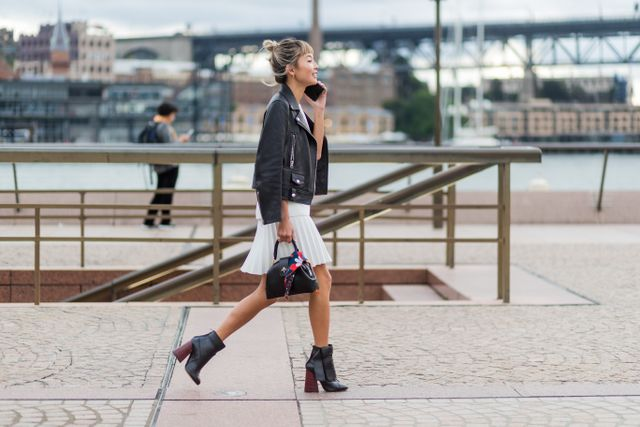 <p>Yan Yan Chan's playful approach to fashion is fabulously contagious and Sydney is the perfect place to inject that energy. Everyday, we did not know what to expect from the blogger and...