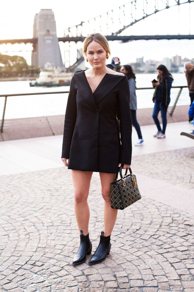 <p>The fashion predecessor from 2016 proves she's still got it—Brooke Testoni's street style is legendary. In true Testoni fashion, her personal style lit up the iconic steps of the...