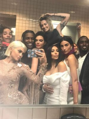The Excessive Bathroom Selfies Were the Most Relatable Thing About the Met Gala
