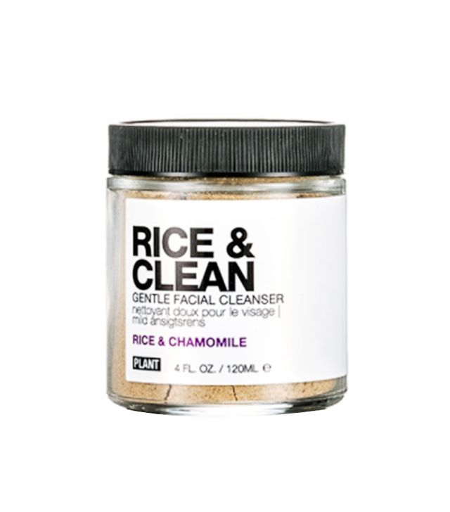 Rice and Clean Gentle Facial Cleanser