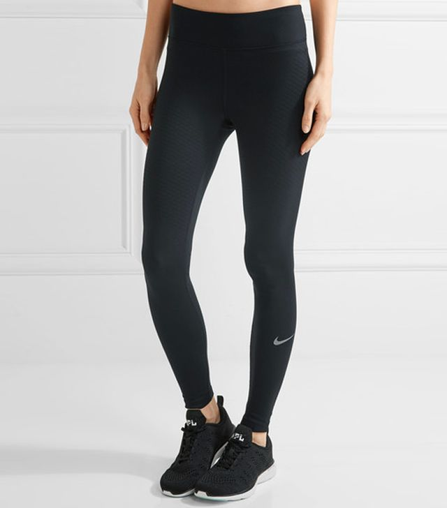 Nike Zoned Strength Textured Dri-FIT Stretch Leggings