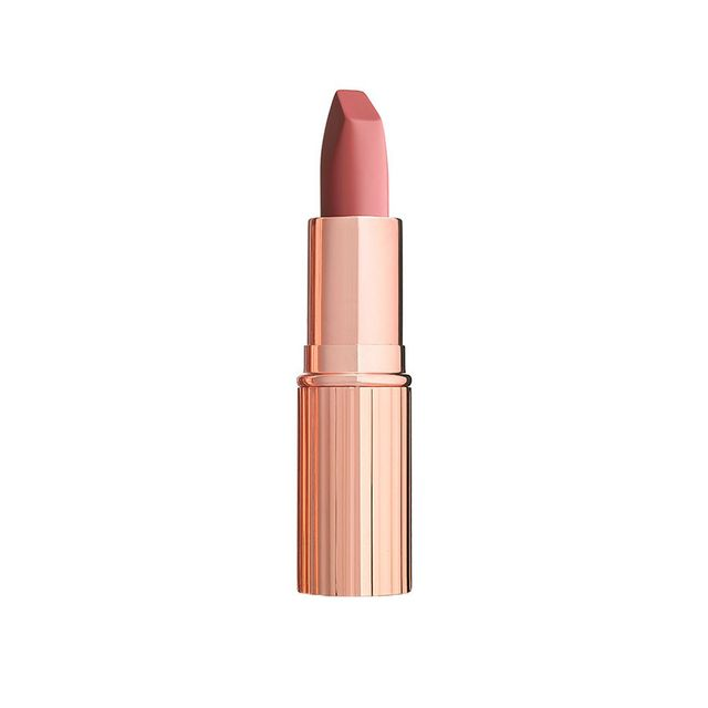 Charlotte Tilbury Lipstick in Pillow Talk - Most Flattering Lipstick