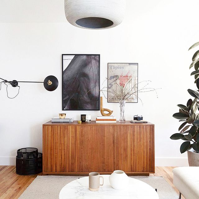 Inside a Texture-Rich Apartment in L.A.'s Coolest Neighborhood