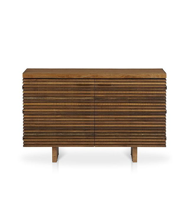 Crate and Barrel Paloma II Reclaimed Wood Sideboard
