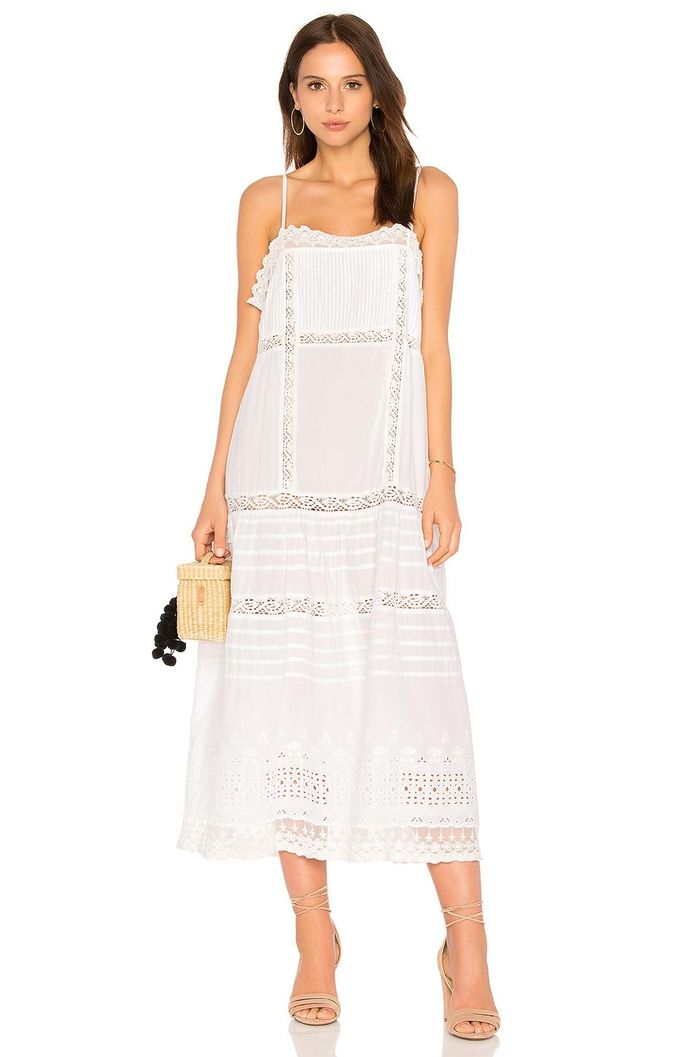 The Best Undergarments To Wear Under A White Dress Who What Wear