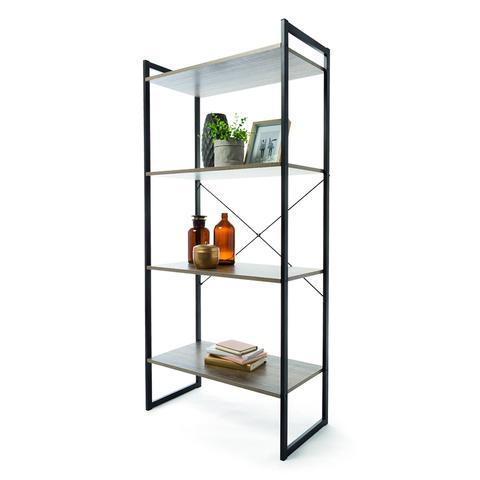 4 Tier Industrial Shelf