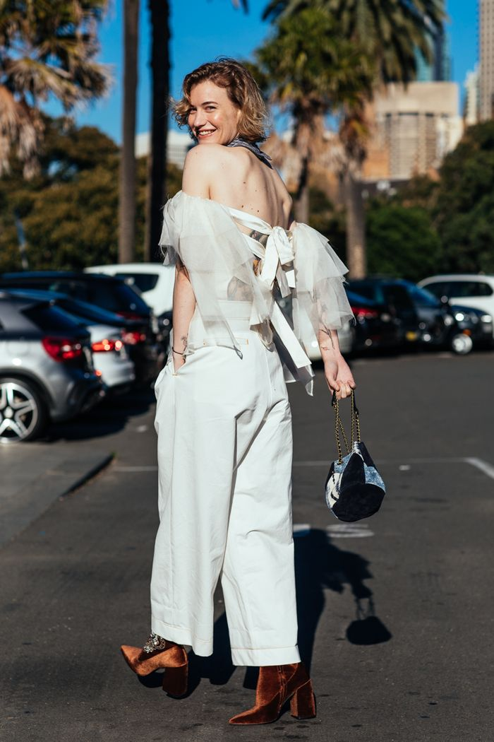 47ada66ceb5 Street Style Images Fashion Week Australia | Who What Wear