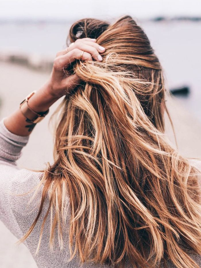 The Hair Color All The La Girls Will Be Wearing This Summer Byrdie