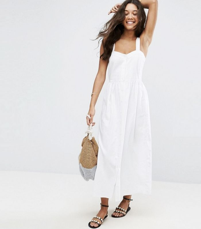 Best White Summer Dresses Who What Wear Uk