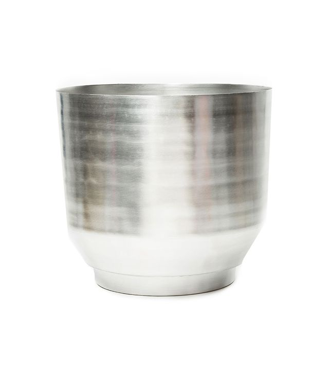 "Yield Design 16"""" Aluminum Planter Indoor"
