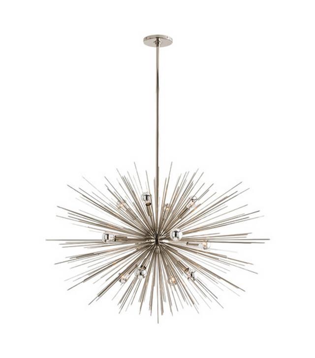 Arteriors Zanadoo Gold 12-Light Sputnik Chandelier