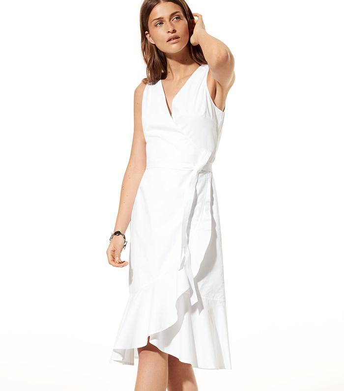 Celebrity Diy Wrap Dress Inspiration Who What Wear