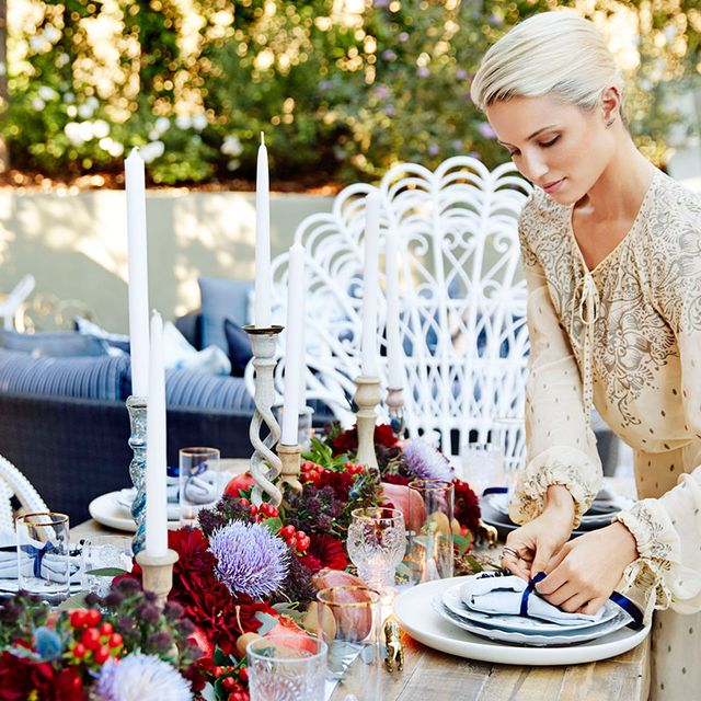 Everything You Need From CB2 for a Next-Level Outdoor Dinner Party
