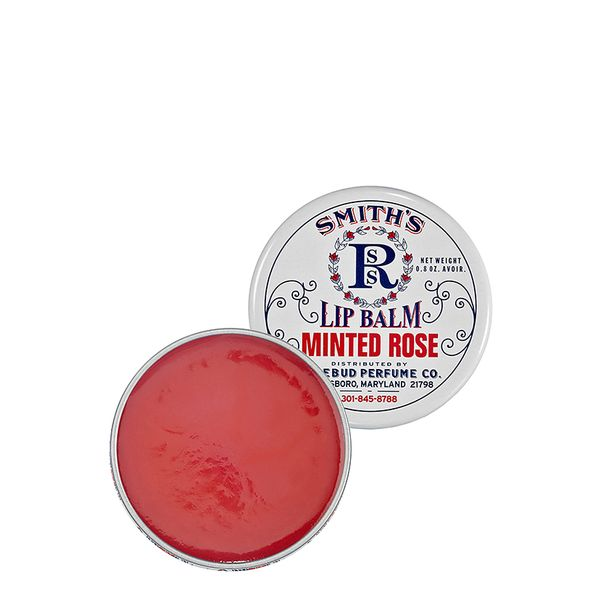 Smith's Rosebud Salve Lip Balm in Minted Rose