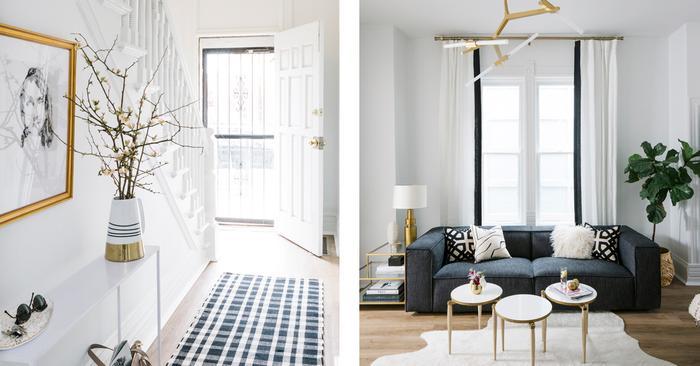 Inside a Head Designer\'s Parisian-Inspired Townhouse | MyDomaine