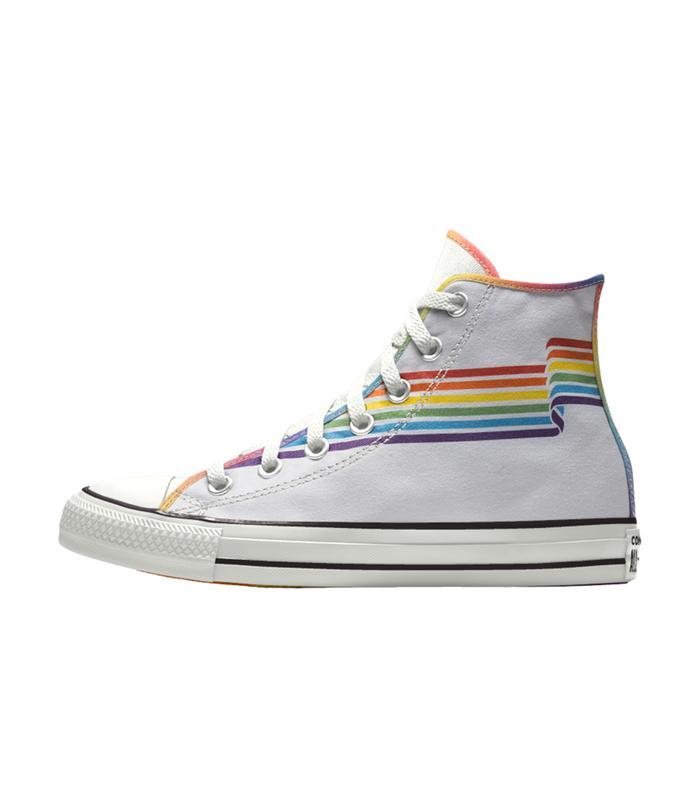 67bff5a0 Pinterest · Shop · Converse Custom Chuck Taylor All Star Pride High Top ...