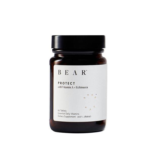 Bear Protect Vitamin A + Echinacea For Immunity