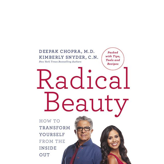 Radical Beauty - Natural beauty Books