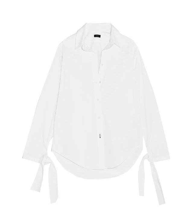 Thomas Cotton-poplin Shirt