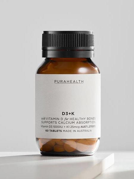 Purahealth Vitamin D3+K